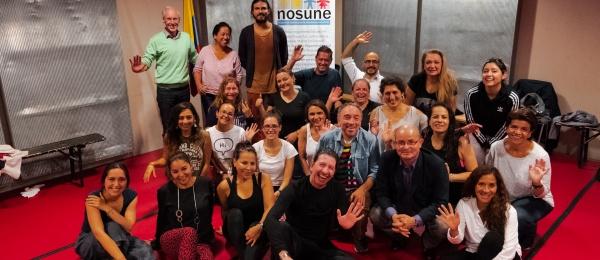 Ámsterdam inició el Taller de Cumbia para colombianos