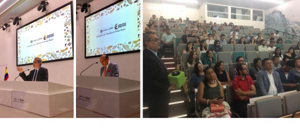 Embajada de Colombia realizó el 'Encuentro de estudiantes colombianos en Países Bajos 2017'