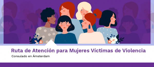 Ruta de Atención para Mujeres Víctimas de Violencia en Ámsterdam